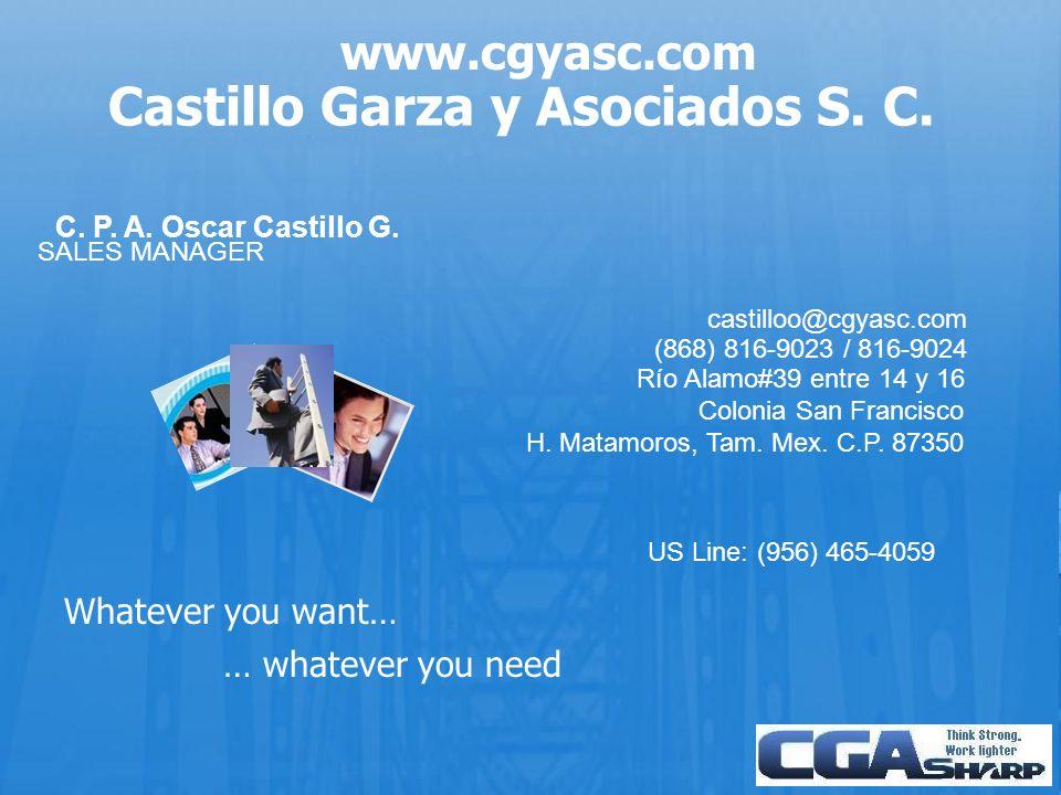 Castillo Garza y Asociados S. C.