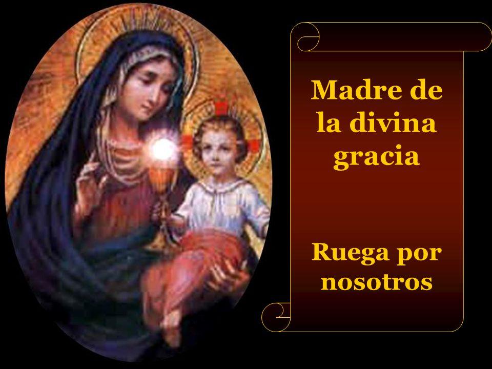 Madre de la divina gracia