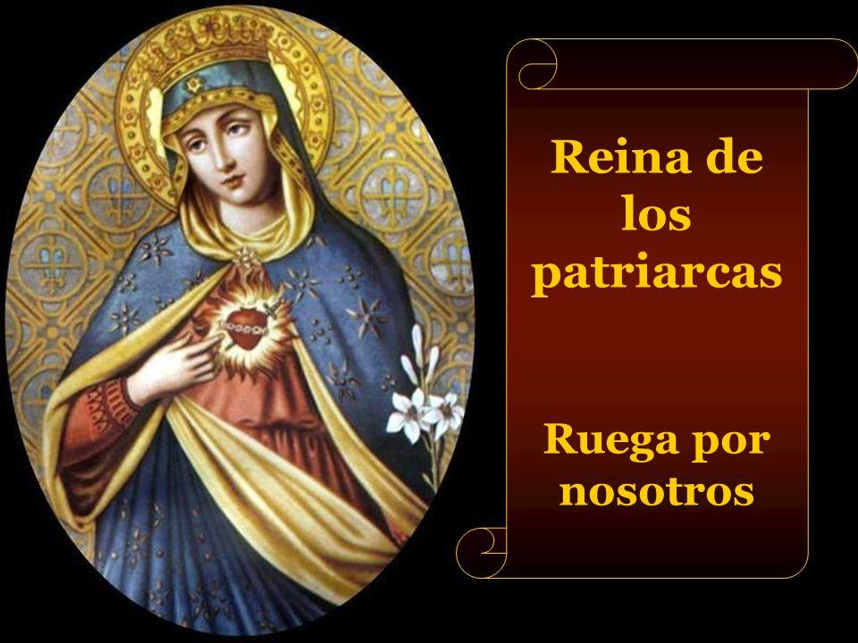 Reina de los patriarcas