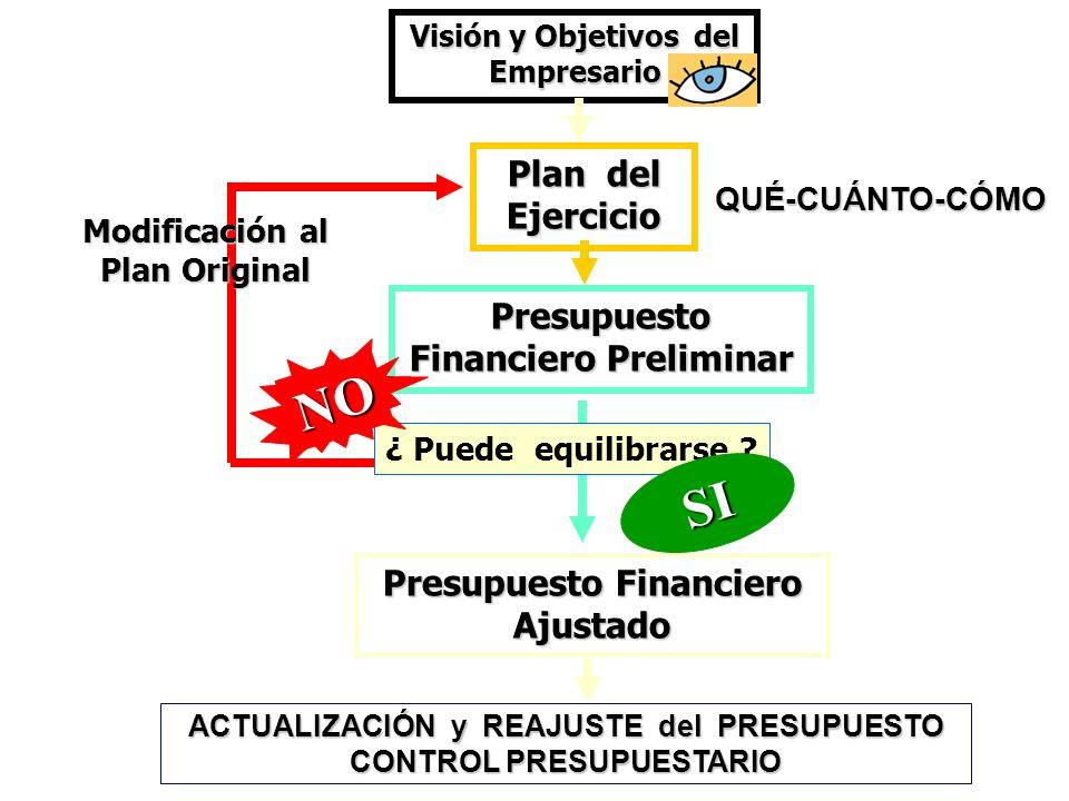Presupuesto Financiero Preliminar