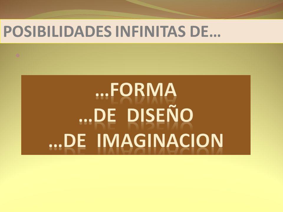 …FORMA …DE DISEÑO …DE IMAGINACION