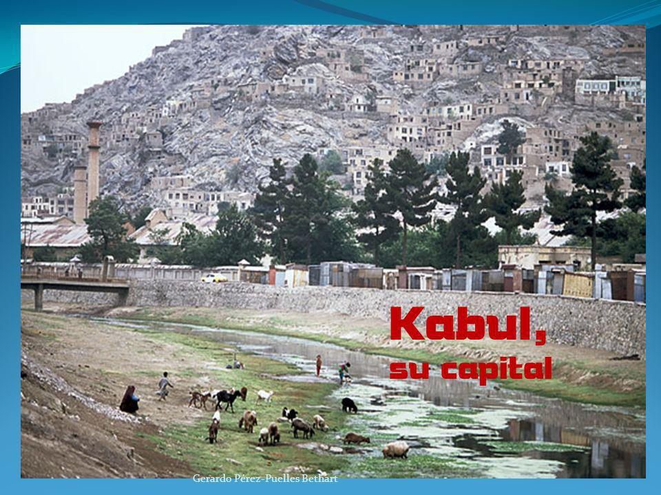 Kabul, su capital Gerardo Pérez-Puelles Bethart