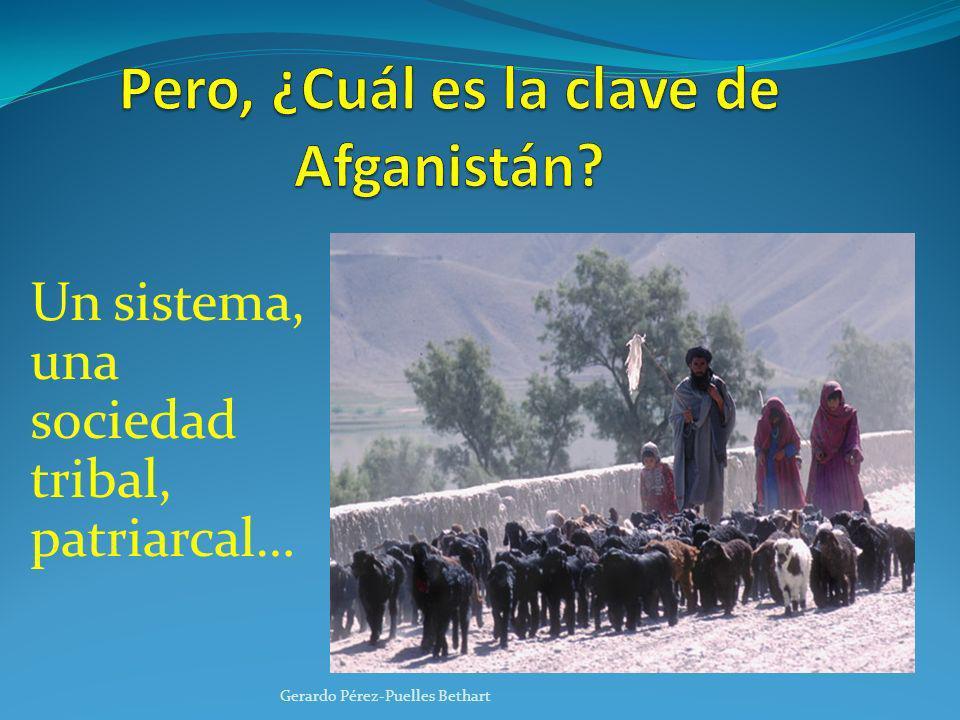 Pero, ¿Cuál es la clave de Afganistán