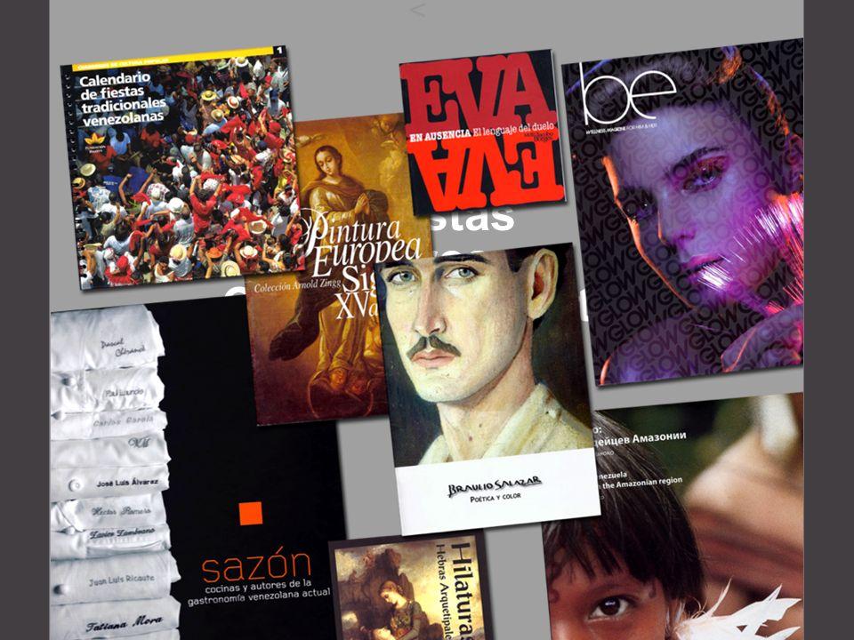 Revistas Libros Catálogos de arte