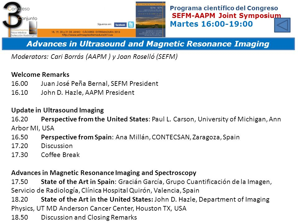 Advances in Ultrasound and Magnetic Resonance Imaging