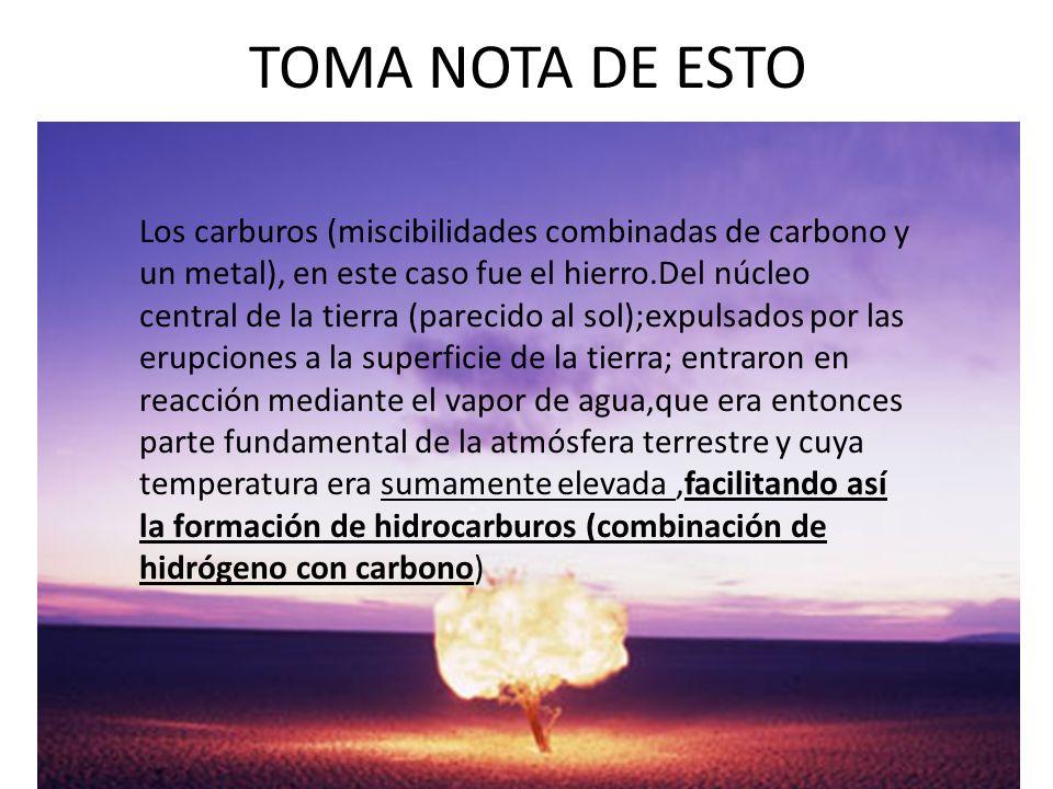 TOMA NOTA DE ESTO