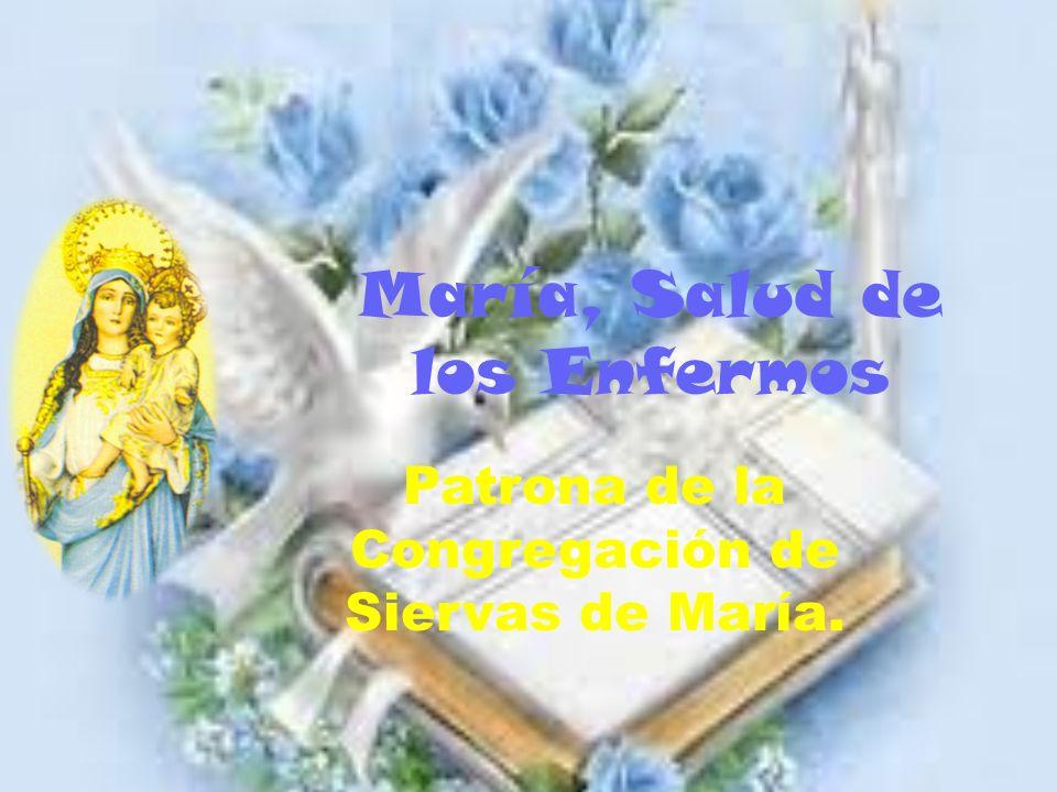 María, Salud de los Enfermos
