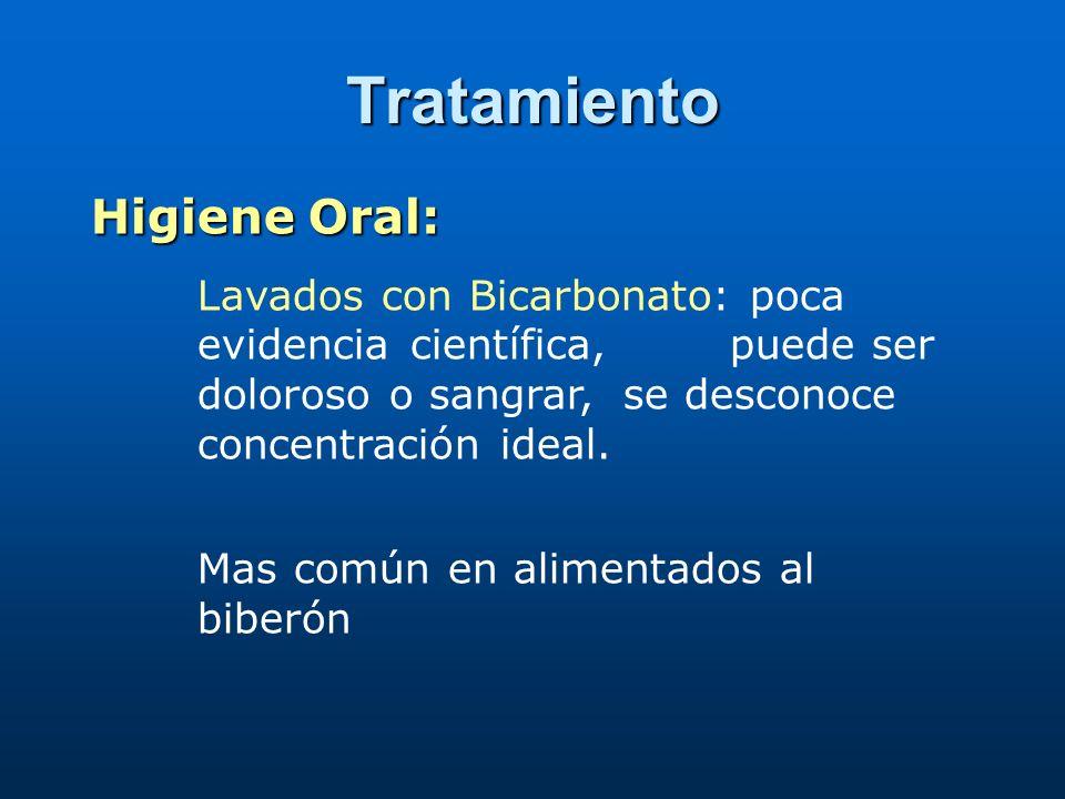 Tratamiento Higiene Oral: