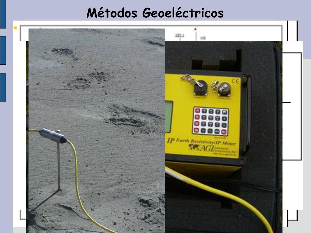 Métodos Geoeléctricos