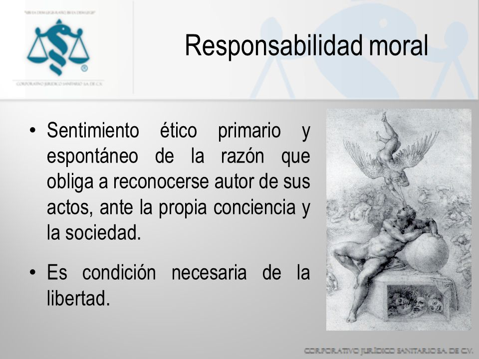 Responsabilidad moral