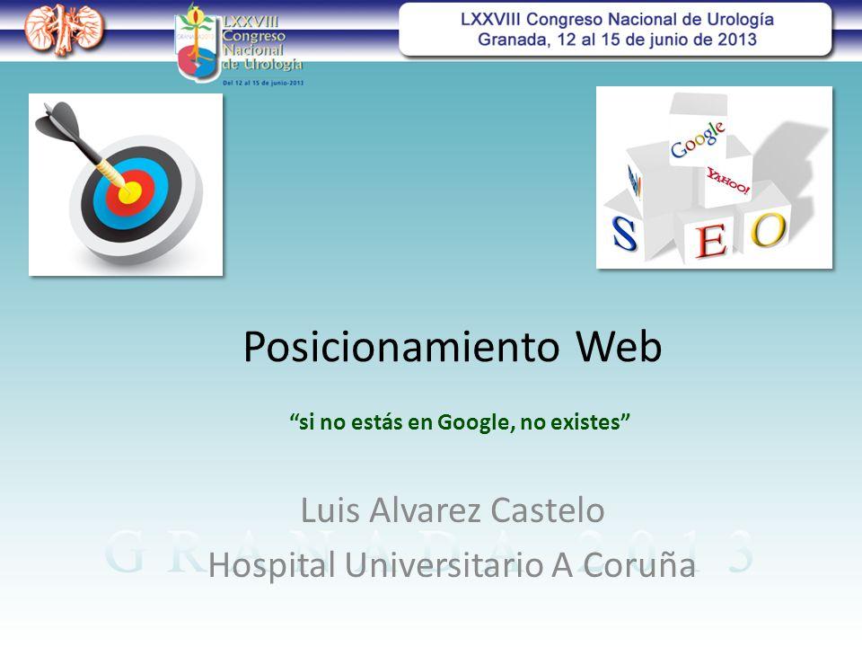 Luis Alvarez Castelo Hospital Universitario A Coruña