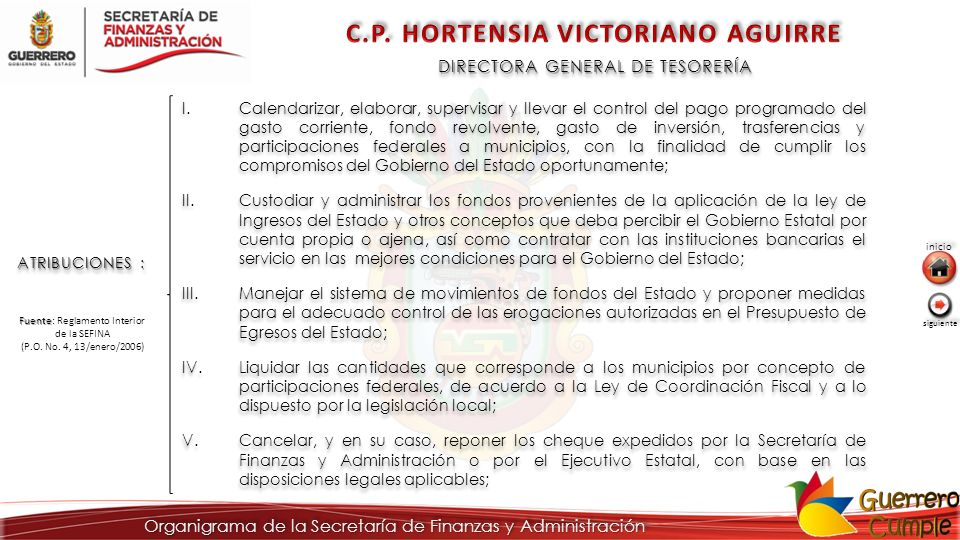 C.P. HORTENSIA VICTORIANO AGUIRRE