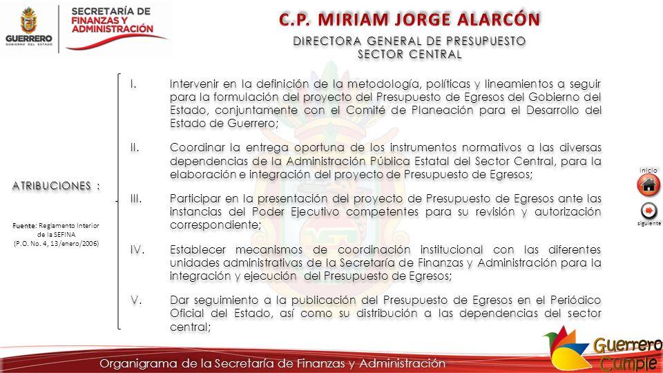 C.P. MIRIAM JORGE ALARCÓN