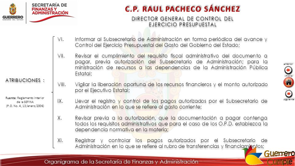 C.P. RAUL PACHECO SÁNCHEZ
