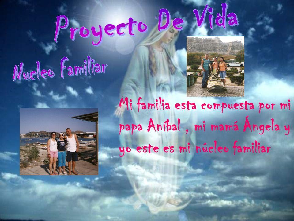 Proyecto De Vida Nucleo Familiar.
