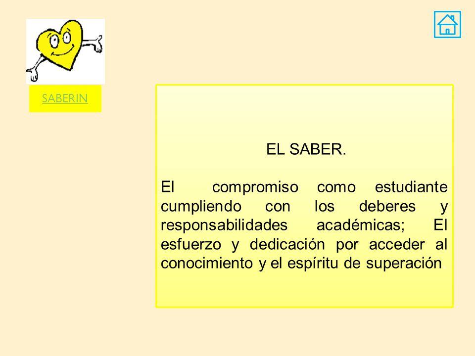 SABERINEL SABER.