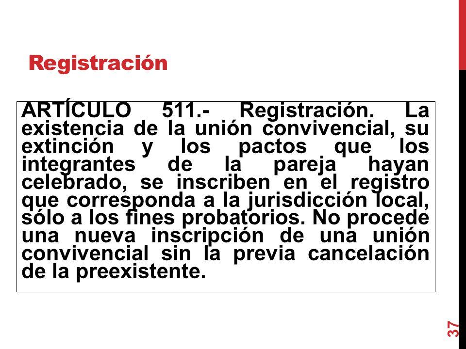 Registración