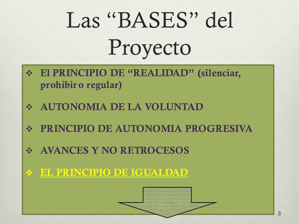 Las BASES del Proyecto