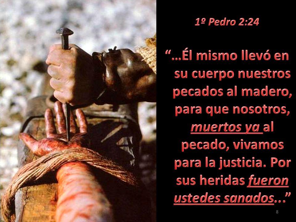 1º Pedro 2:24