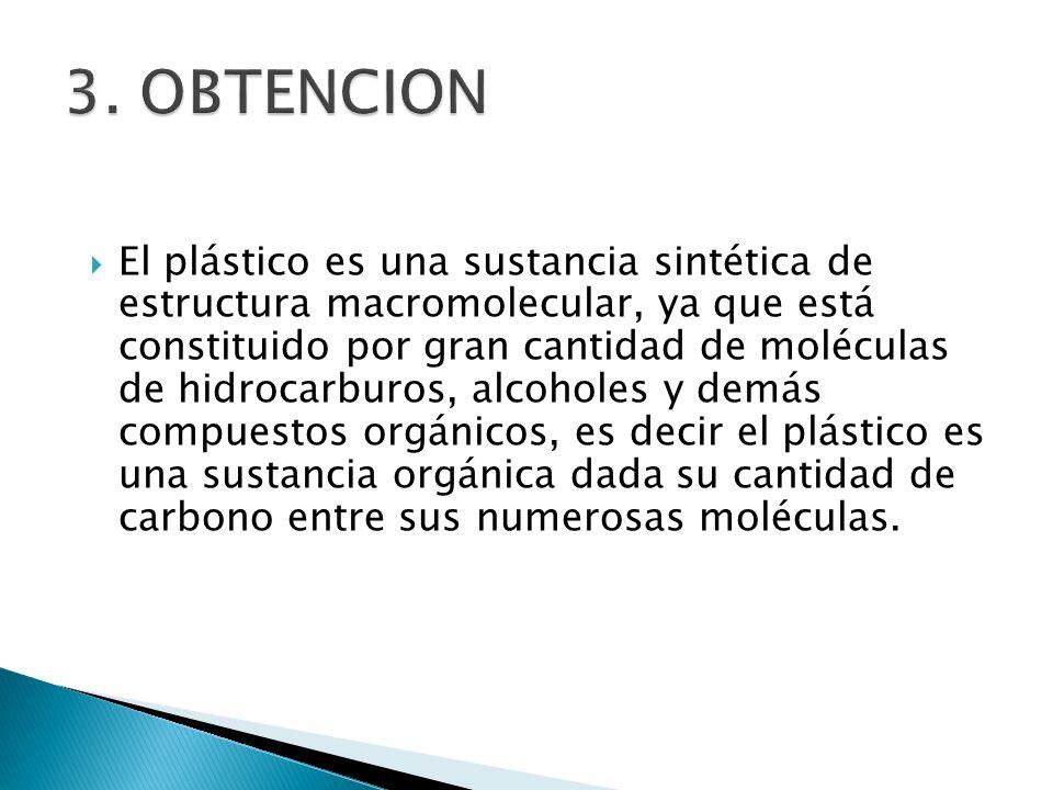 3. OBTENCION
