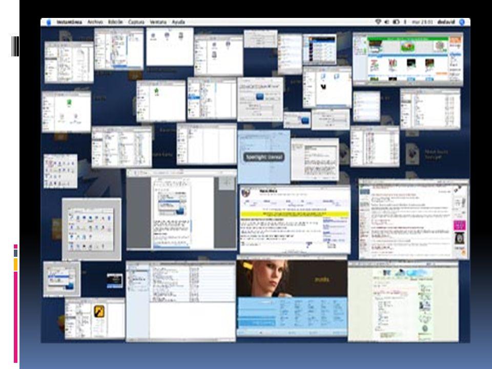 Este es un ejemplo de sistemas operativos de multiprogramación