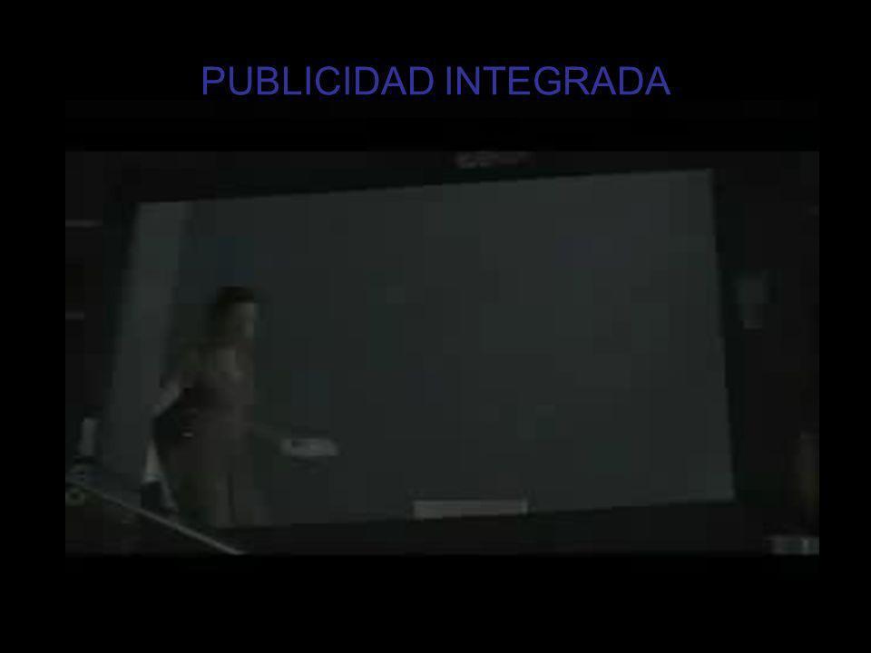 PUBLICIDAD INTEGRADA