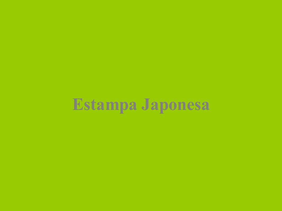Estampa Japonesa