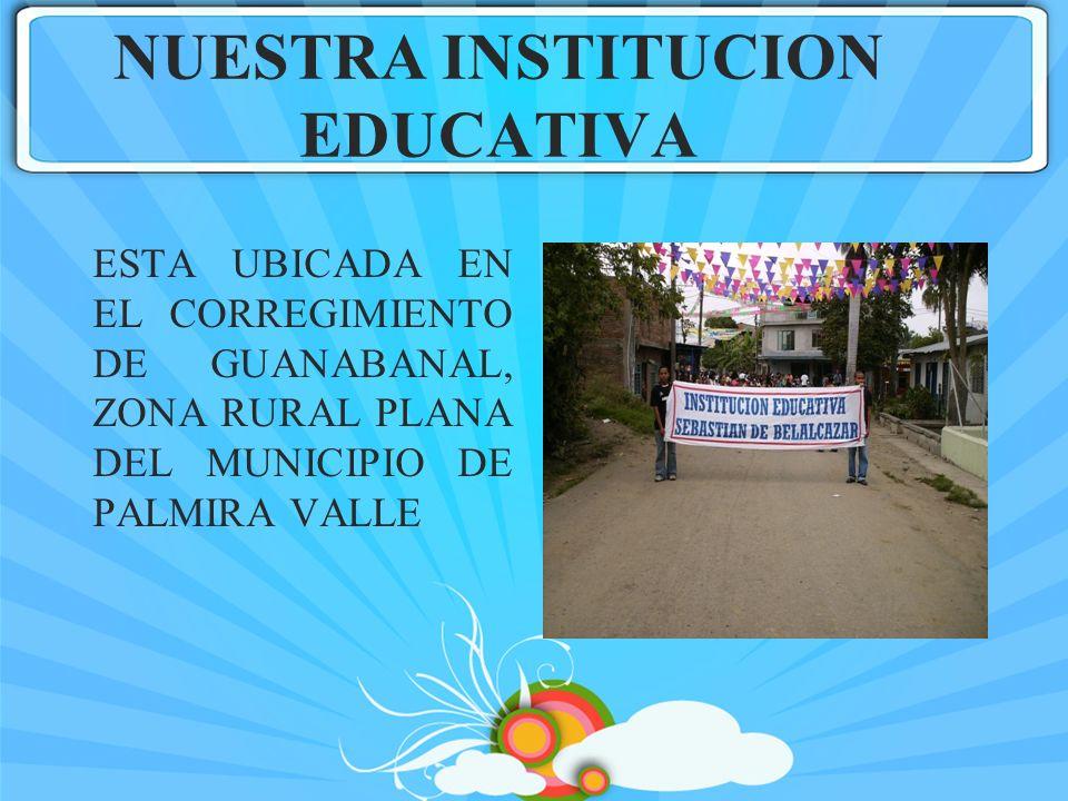 NUESTRA INSTITUCION EDUCATIVA