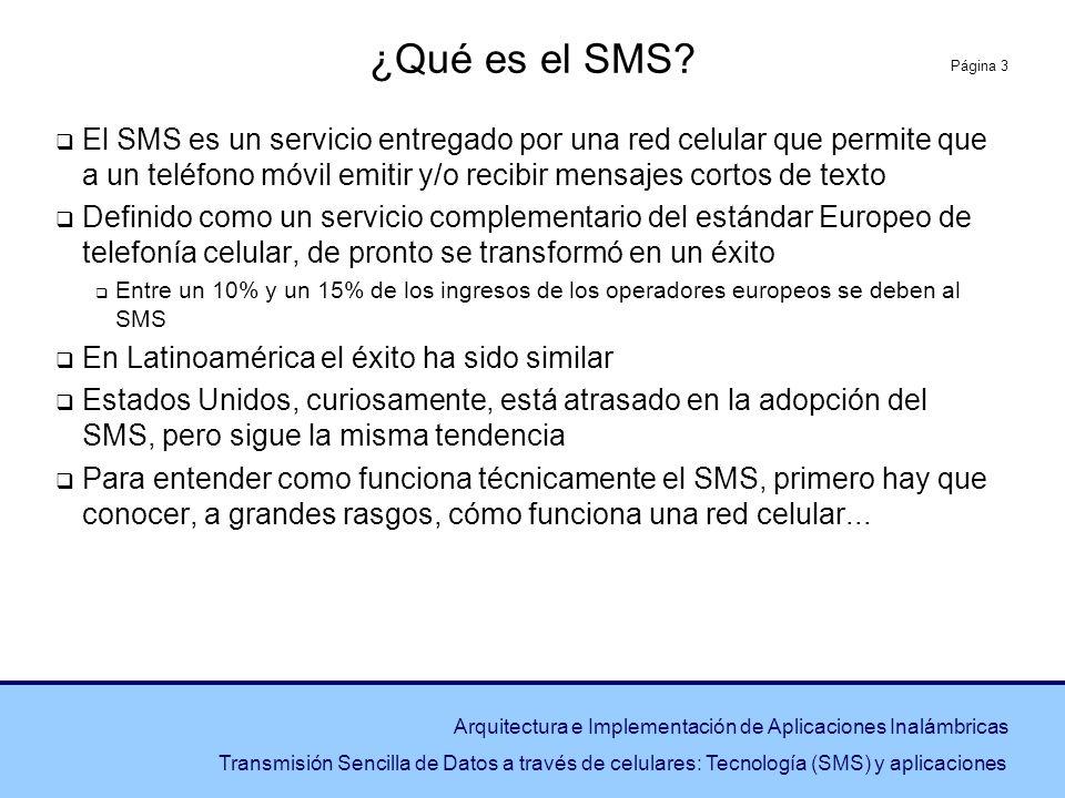 ¿Qué es el SMS El SMS es un servicio entregado por una red celular que permite que a un teléfono móvil emitir y/o recibir mensajes cortos de texto.