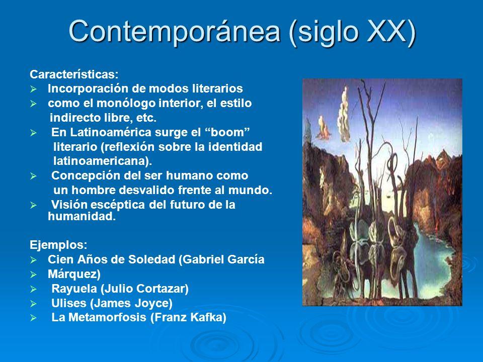 Contemporánea (siglo XX)