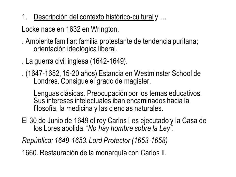 Descripción del contexto histórico-cultural y …