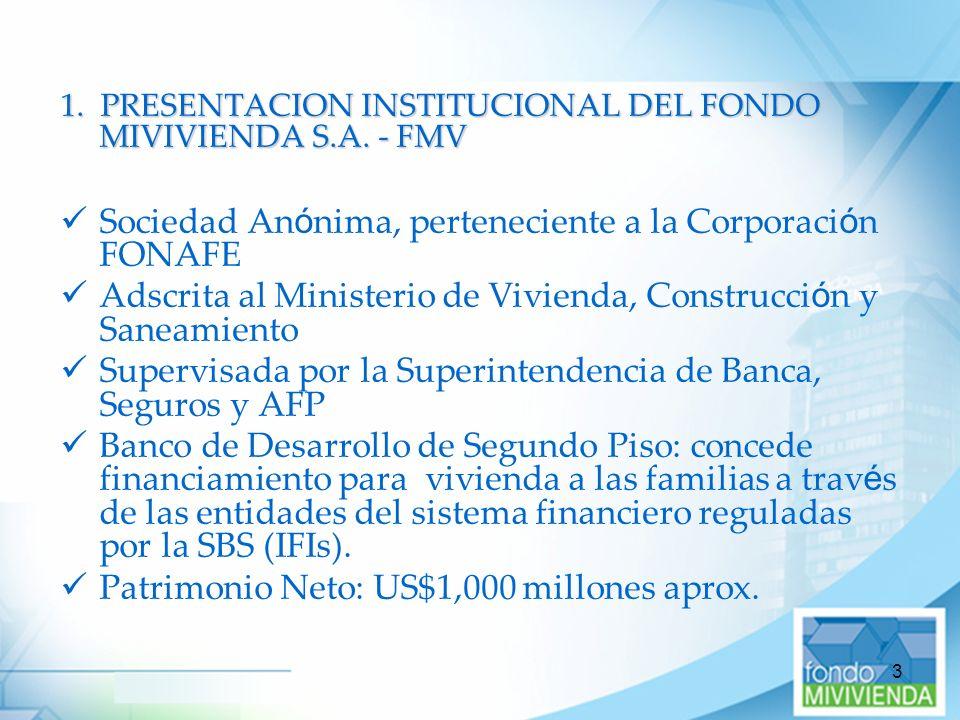 Sociedad Anónima, perteneciente a la Corporación FONAFE