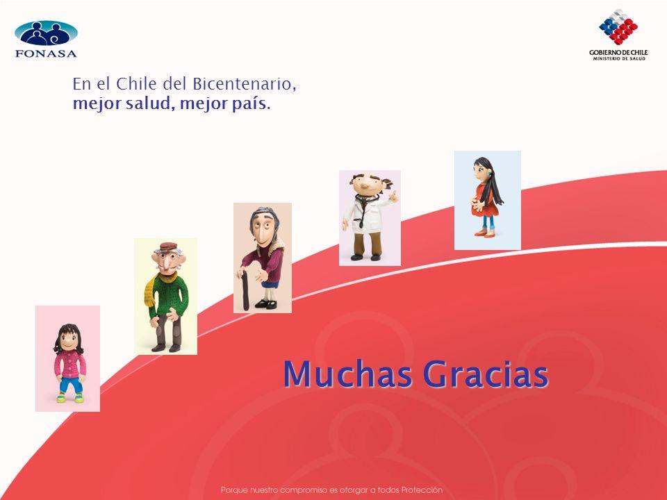 En el Chile del Bicentenario,