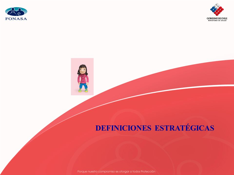 DEFINICIONES ESTRATÉGICAS