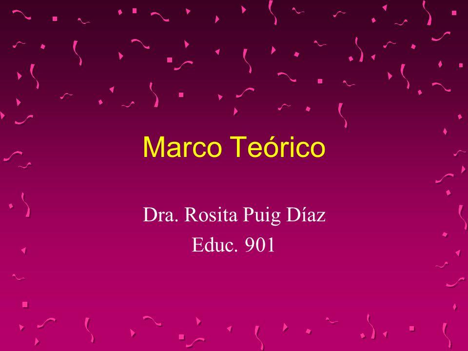 Dra. Rosita Puig Díaz Educ. 901
