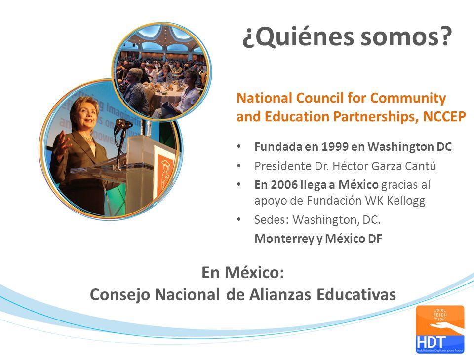 Consejo Nacional de Alianzas Educativas