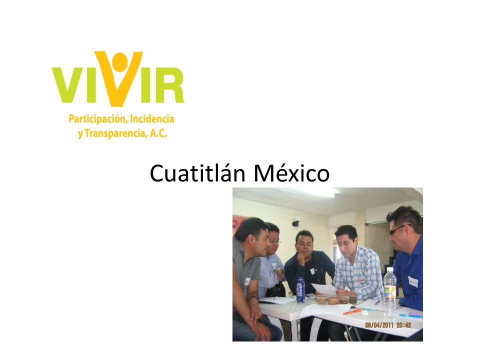 Cuatitlán México