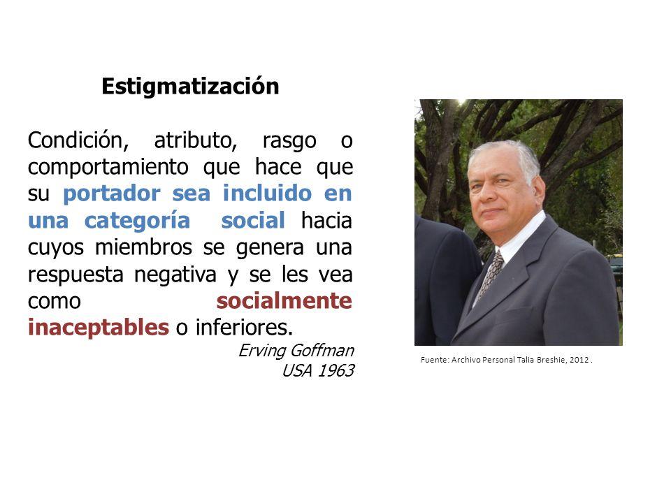 Estigmatización