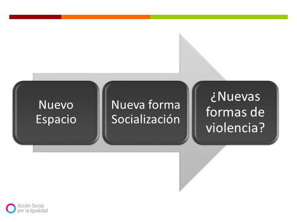 ¿Nuevas formas de violencia