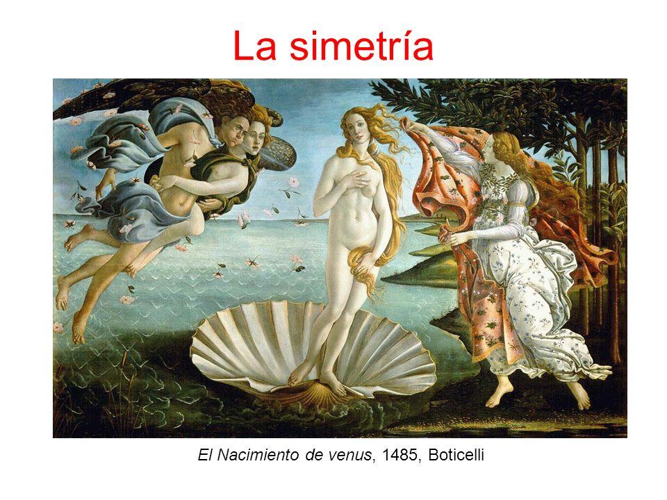 El Nacimiento de venus, 1485, Boticelli