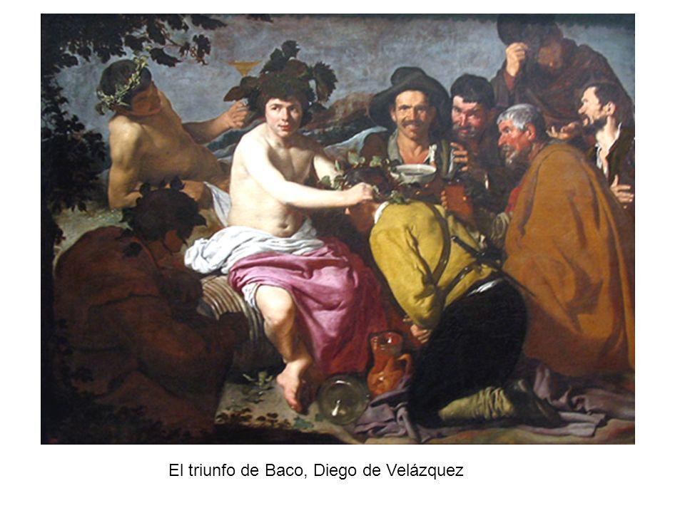 El triunfo de Baco, Diego de Velázquez