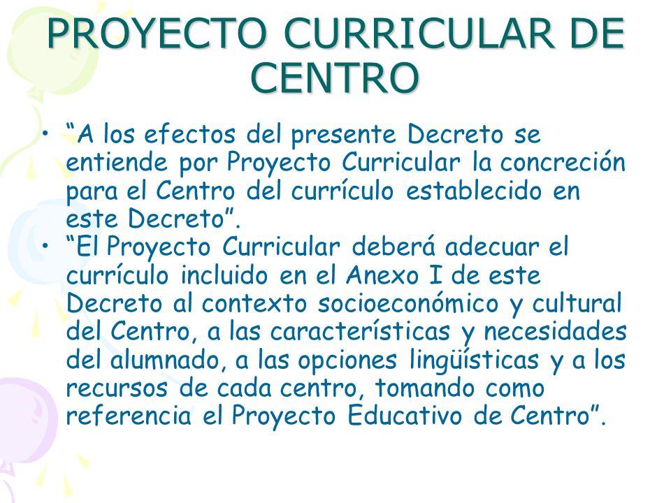 Curriculum de Educación Infantil y desarrollo de competencias - ppt ...