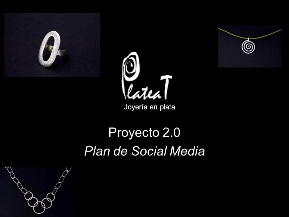 Proyecto 2.0 Plan de Social Media