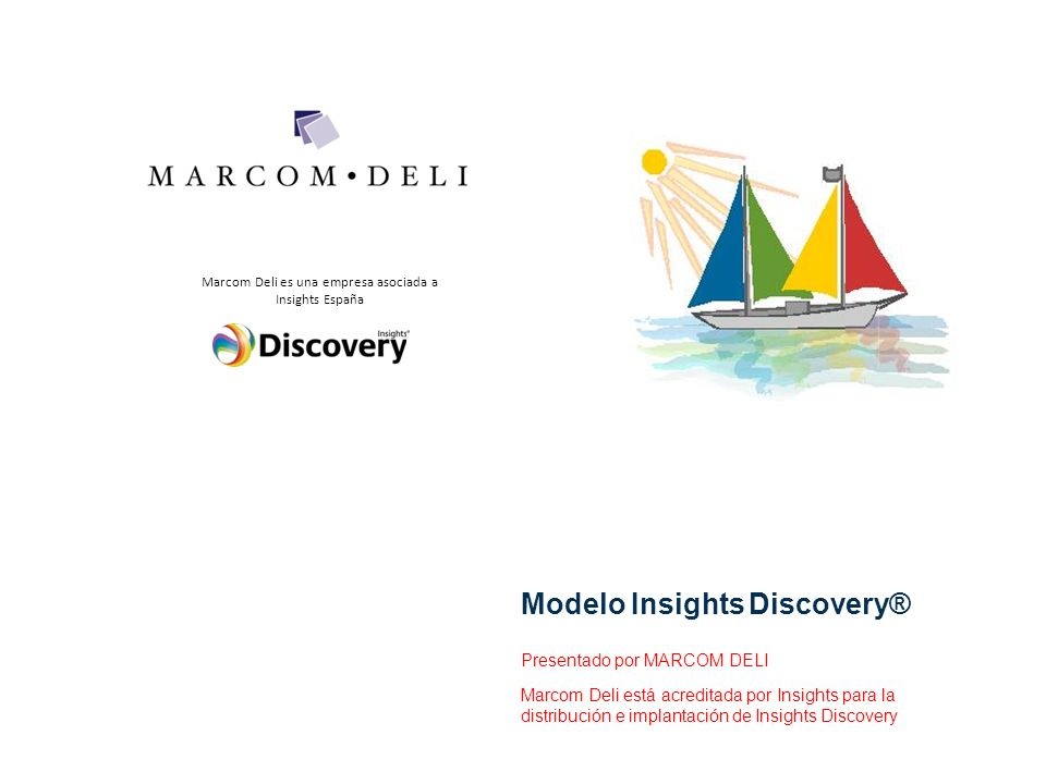 Modelo Insights Discovery®