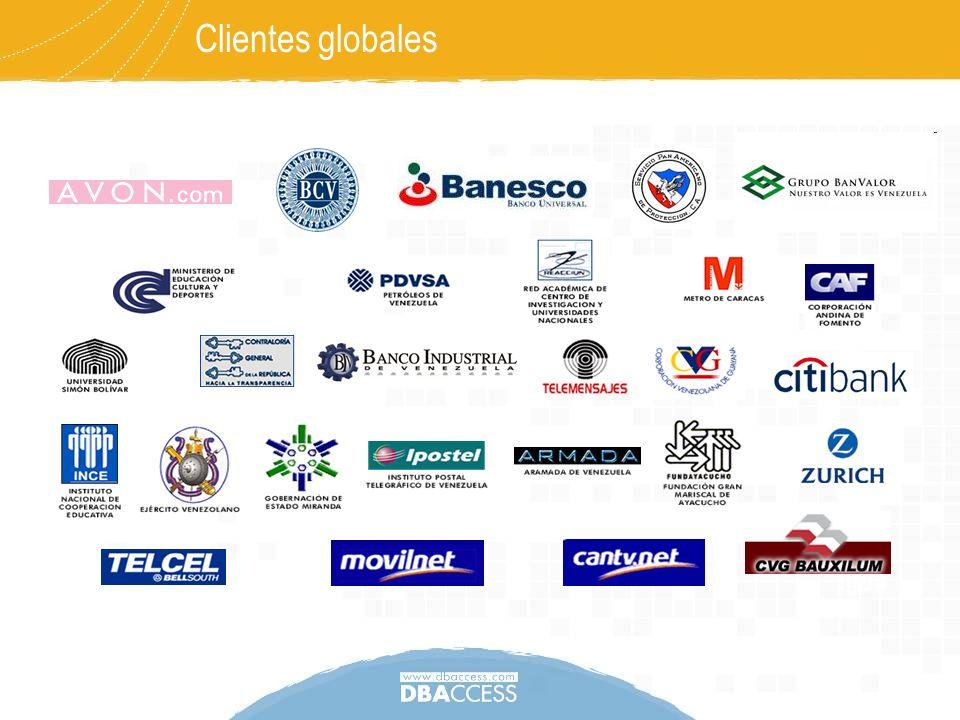 Clientes globales