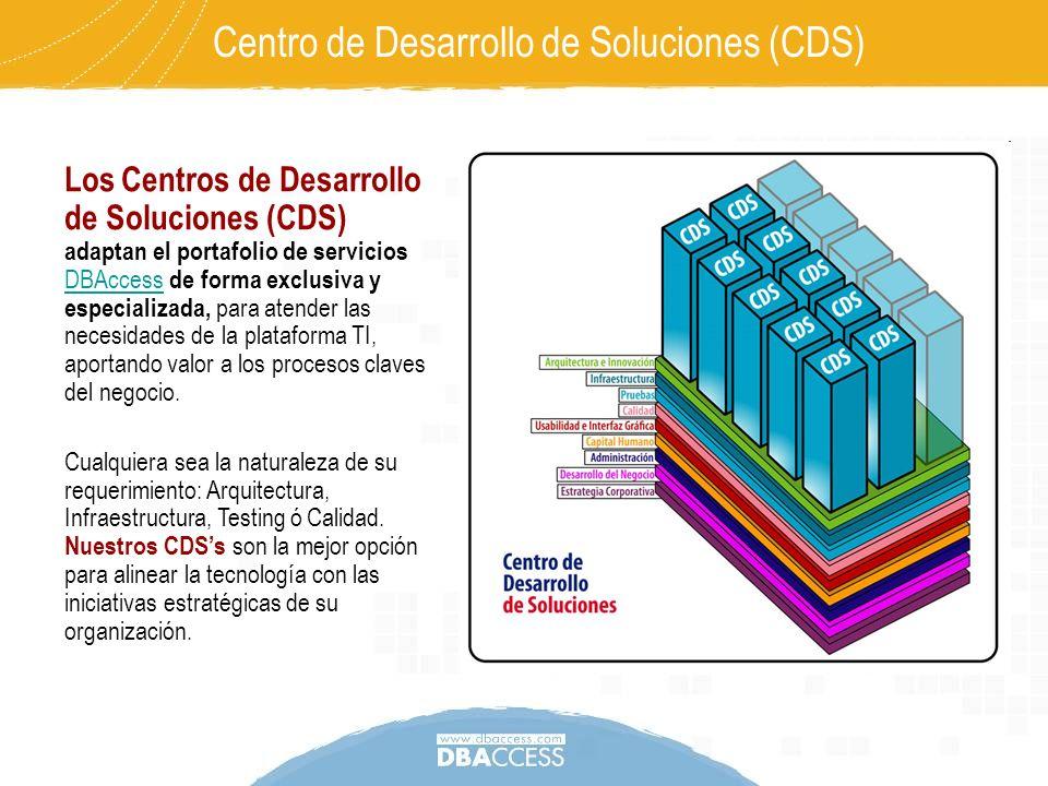Centro de Desarrollo de Soluciones (CDS)