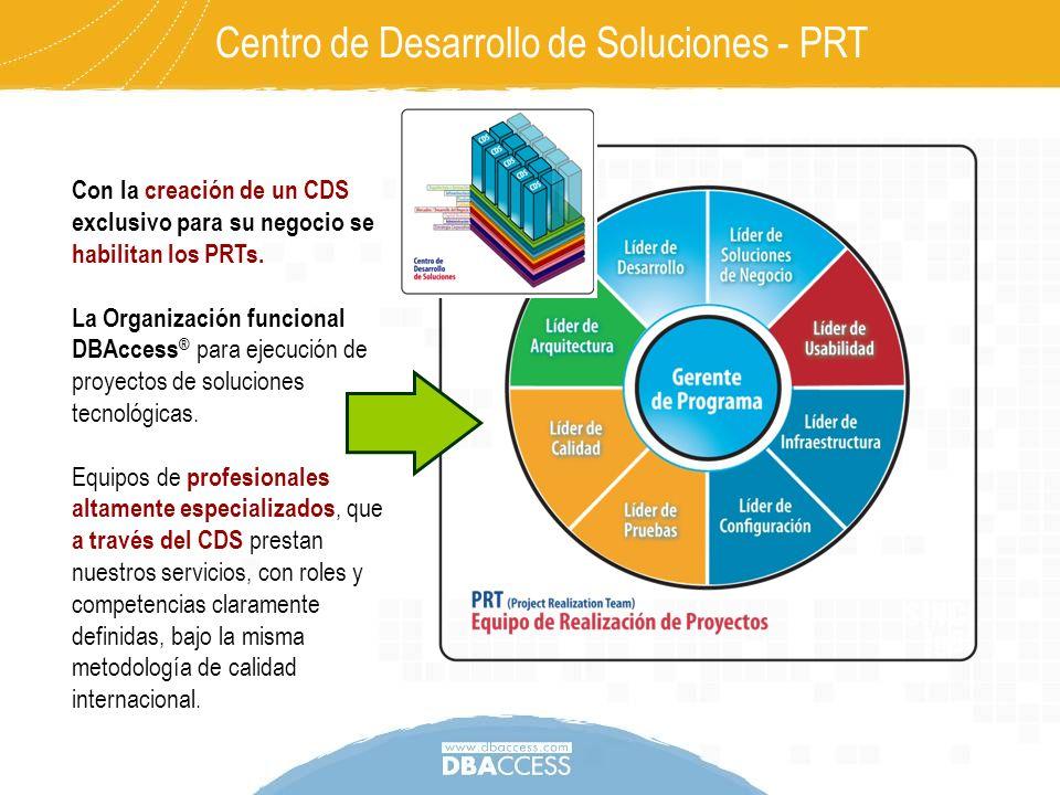 Centro de Desarrollo de Soluciones - PRT