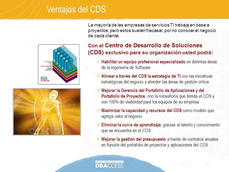 Ventajas del CDS