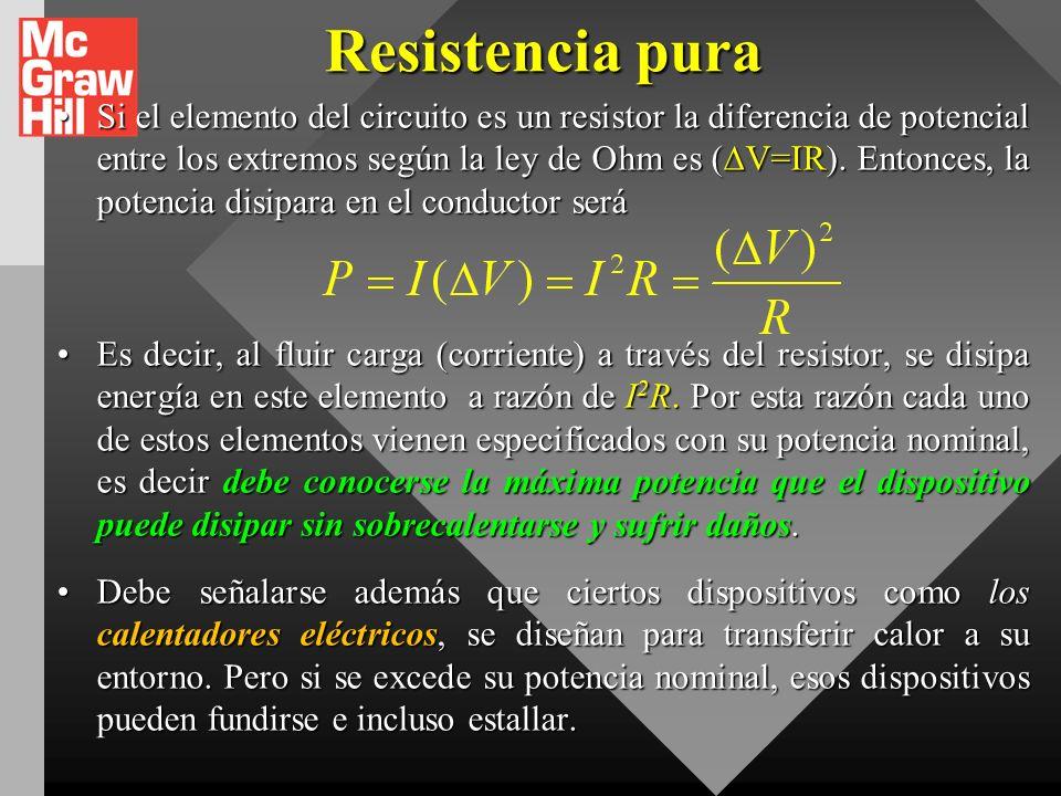 Resistencia pura
