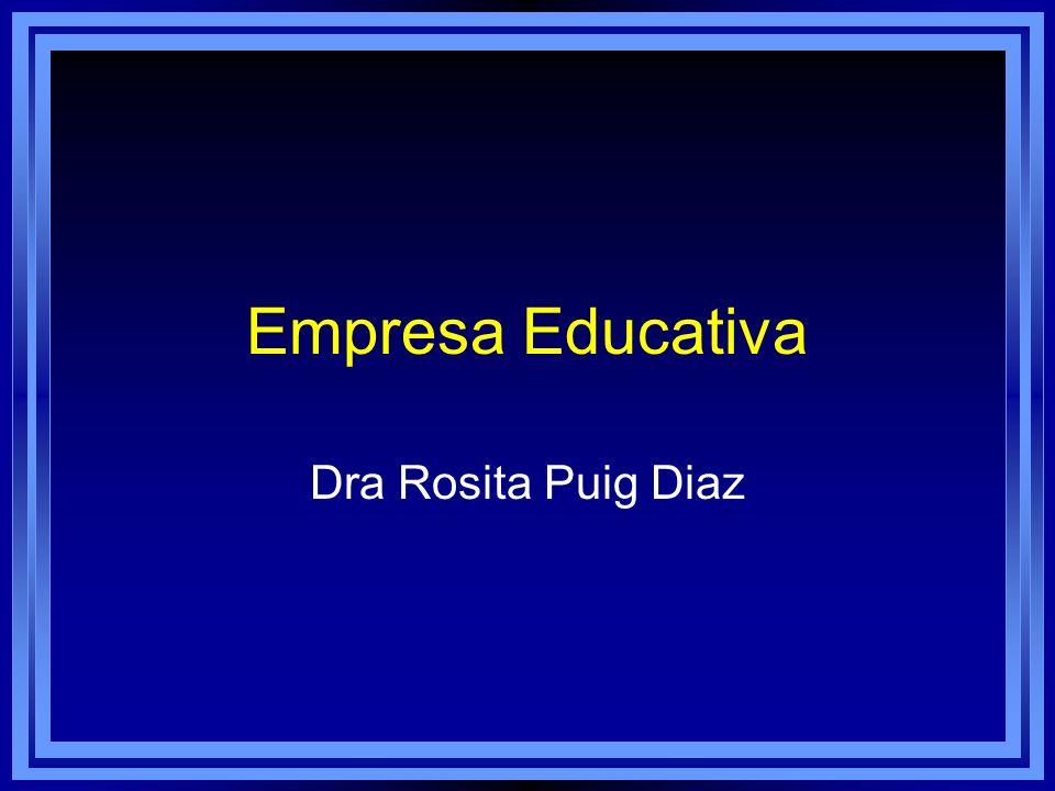 Empresa Educativa Dra Rosita Puig Diaz